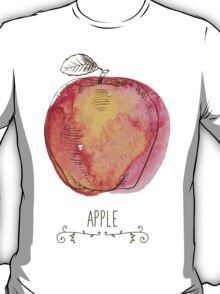 fresh useful eco-friendly apple T-Shirt