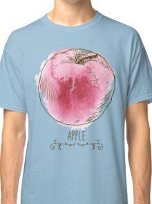 fresh useful eco-friendly apple Classic T-Shirt