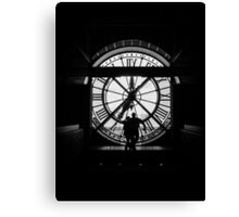All the time in the world - Musée d'Orsay Canvas Print