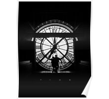All the time in the world - Musée d'Orsay Poster