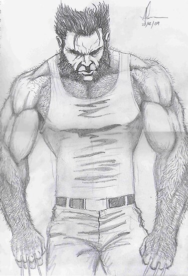 Logan by Andrew Pearce