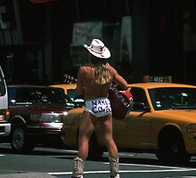 Only in New York by mklue