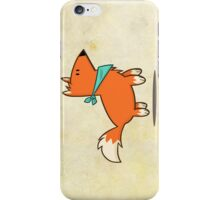 Fox Hop iPhone Case/Skin
