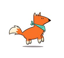 Fox Hop by TheDrawbridge