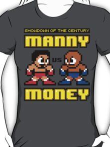 Mega Manny vs. Mega Money T-Shirt
