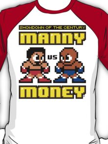 Mega Manny vs. Mega Money T-Shirt