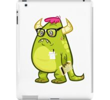 Monster Nerd iPad Case/Skin