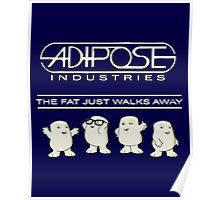 Doctor Who - Adipose Industries Cute Adiposes Poster