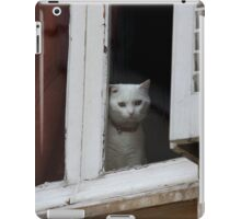 When are you coming home ?  - JUSTART  © iPad Case/Skin
