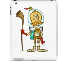 Alphorn Champion 1908 iPad Case/Skin