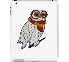 Hedwig the witch iPad Case/Skin