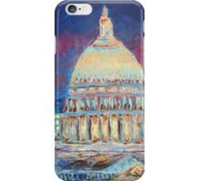 The Hill at Night iPhone Case/Skin