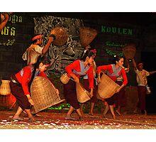 Cambodian Dancers - Siem Reap Photographic Print