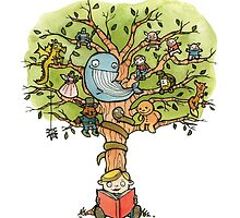 Storytime Tree by TheDrawbridge