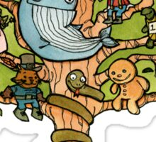 Storytime Tree Sticker