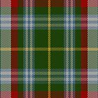 00112 Frederiction District Tartan Fabric Print Iphone Case by Detnecs2013