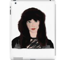 Kate Bush   Portrait  iPad Case/Skin