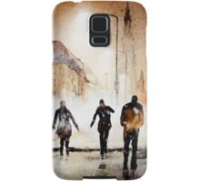 Britain's cold night in warm colors. Samsung Galaxy Case/Skin