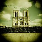 Notre Dame Paris by dunxs