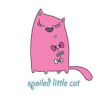 Spoiled Little Cat by soulwhispherer