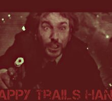 HAPPY TRAILS HANS! by mrsdeanambrose