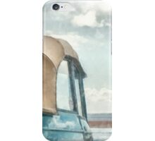 Down at the Shore iPhone Case/Skin