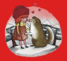 Red Riding Hat Kids Clothes