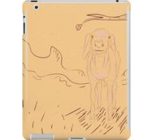 Rural Landscape with a Sheep iPad Case/Skin