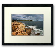 Acadia National Park, Maine, USA Framed Print