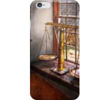 Lawyer - Scales of Justice iPhone Case/Skin