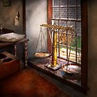 Lawyer - Scales of Justice by Mike  Savad