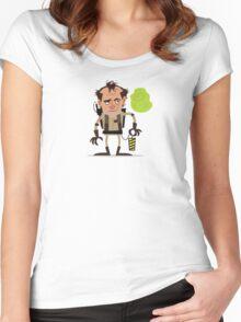 Murray - Venkman Women's Fitted Scoop T-Shirt