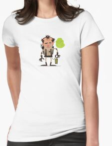 Murray - Venkman Womens Fitted T-Shirt