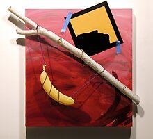 Homage to Marcel by Robert Tynes
