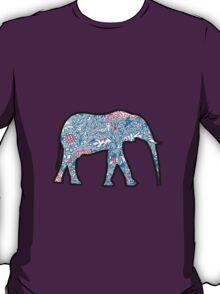 Lilly Print Elephant 8 T-Shirt