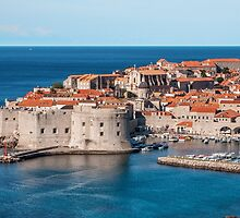 Dubrovnik Croatia by franceslewis