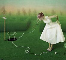 Labyrinth by Larissa Kulik