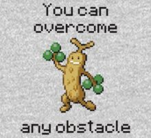 Sudowoodo #185 - You can overcome any obstacle by NumberIX