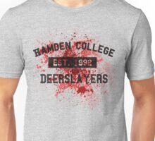 Hamden College Deerslayers Unisex T-Shirt