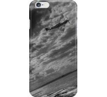 Spitfire at Reculver iPhone Case/Skin
