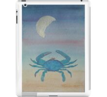 the Crab who ate the Moon iPad Case/Skin