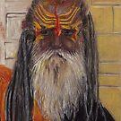 Sadhu  by conniecrayon