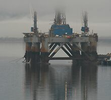 Cromarty Firth by Alex Young