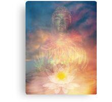 Buddha #2 Canvas Print