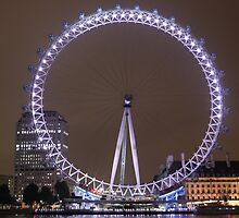 The London Eye by Tim Emmerson