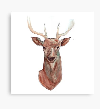 Prongs Two Canvas Print