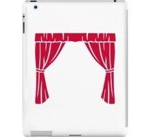 Theater cinema iPad Case/Skin