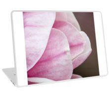 magnolia blooming  on tree Laptop Skin