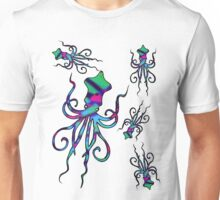 Colourful Squids | Fill Unisex T-Shirt