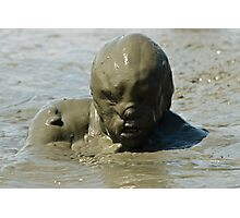 Monster from Muddy Waters Photographic Print